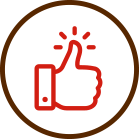 image of thumbs up symbol